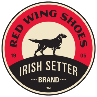 Red Wing Shoes Irish Setter Brand